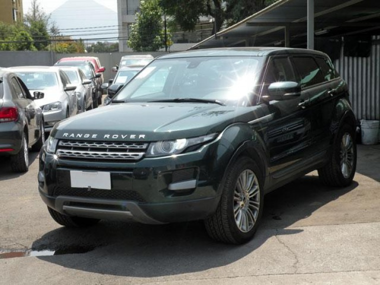 LAND ROVER EVOQUE  PURE SE 2.2 2012