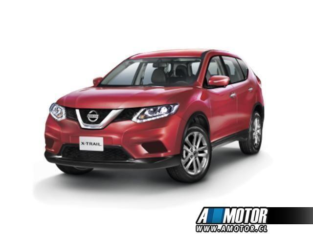 NISSAN X-TRAIL  EXCLUSIVE CVT 2018