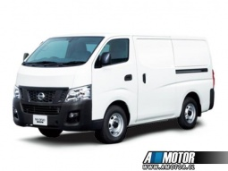 NISSAN NV350 WIDE S-LONG PASS 2018