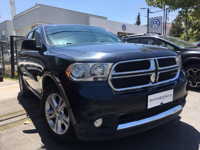 DODGE DURANGO  3.6 EXPRESS 2014