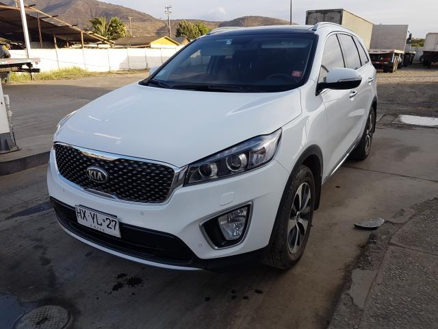 KIA MOTORS SORENTO  EX 7S DSL 6AT 4X4 FULL 2016