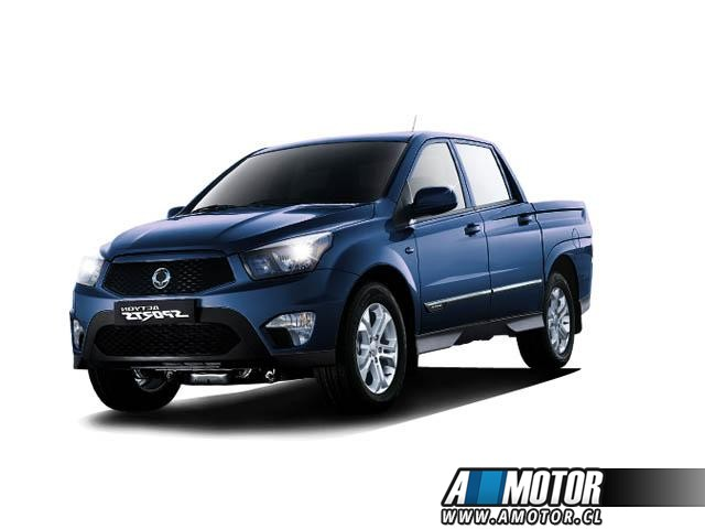 SSANGYONG ACTYON  4x4 DELUXE AUT 2018