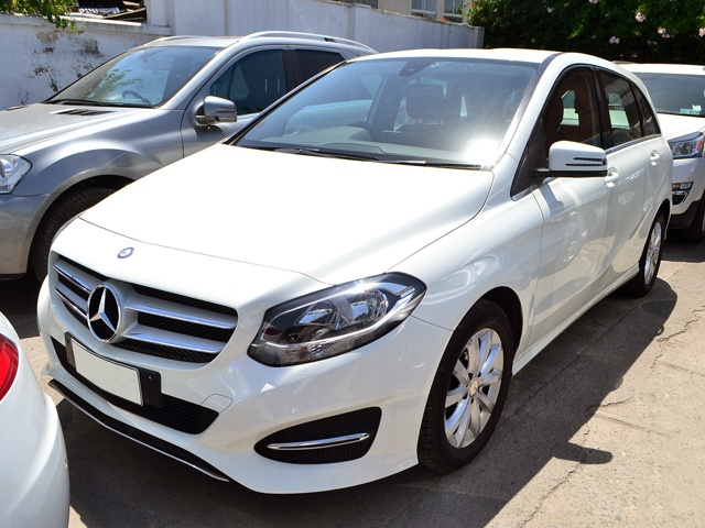 MERCEDES BENZ B 180 MT 2016