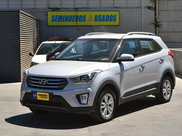 Jeep/SUV HYUNDAI CRETA CRETA GS 1.6 AT GLS 2AB ABS 2017 - Autos Usados