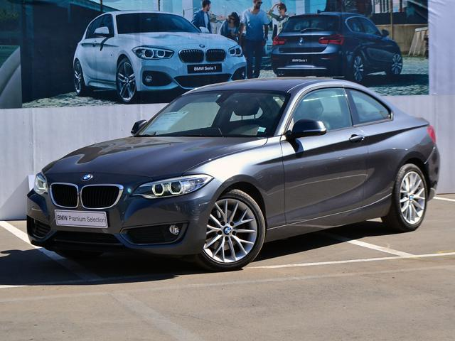BMW 220 I COUPE 2014
