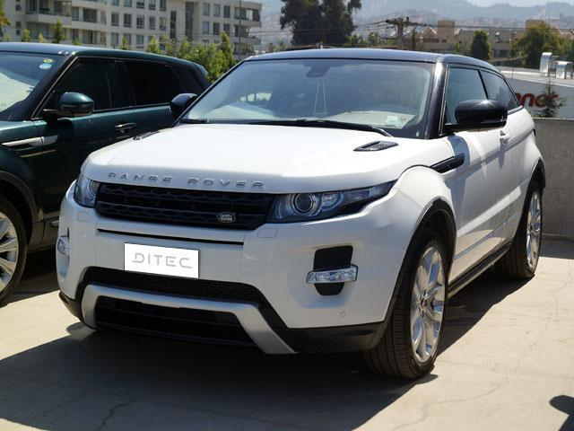 LAND ROVER RANGE ROVER EVOQUE DYNAMIC 2013