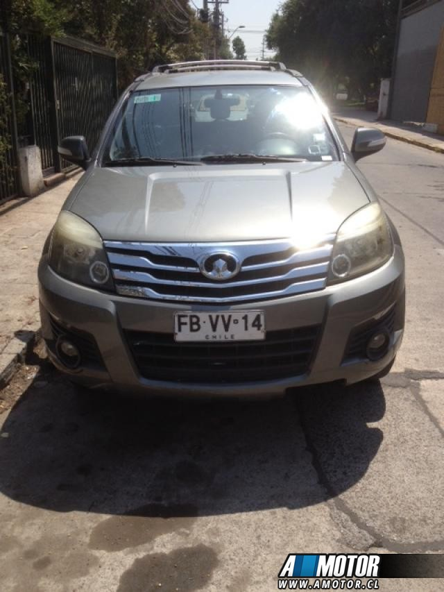 GREAT WALL HAVAL  USA HAVAL H3 LE 2.0 2012