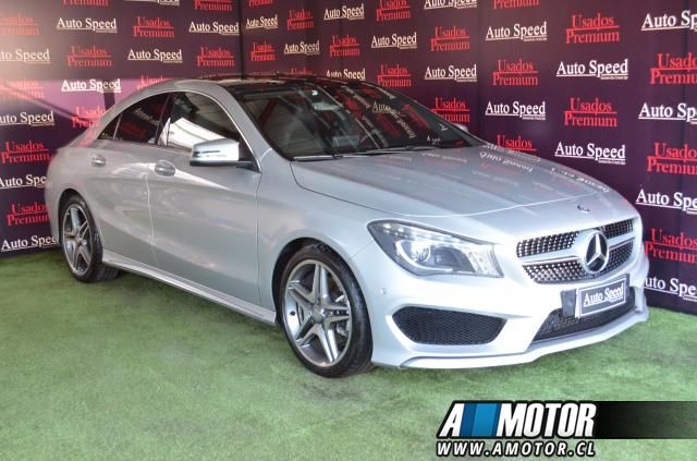 MERCEDES BENZ CLA 250 2.0 AUT FULL CUERO 2016