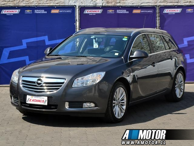 OPEL INSIGNIA  TURBO 2013