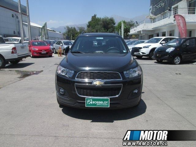 CHEVROLET CAPTIVA  LS 2.4 MT 2014