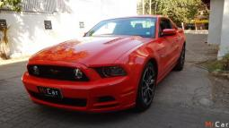 FORD MUSTANG  COUPE GTD DELUX 2013