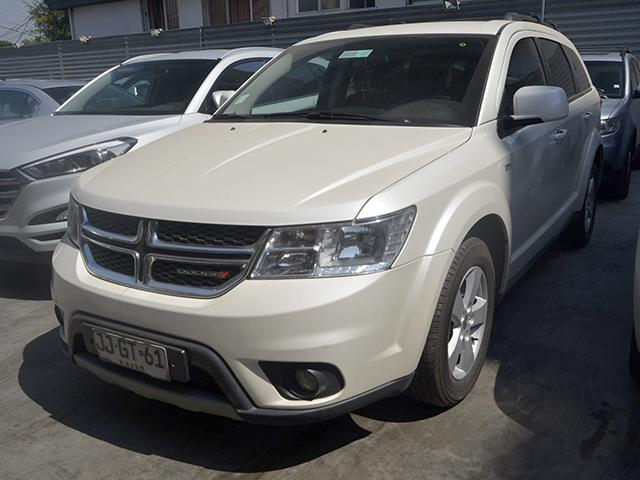 Jeep/SUV DODGE JOURNEY  JOURNEY 2.4 AUT 2017 - Autos Usados