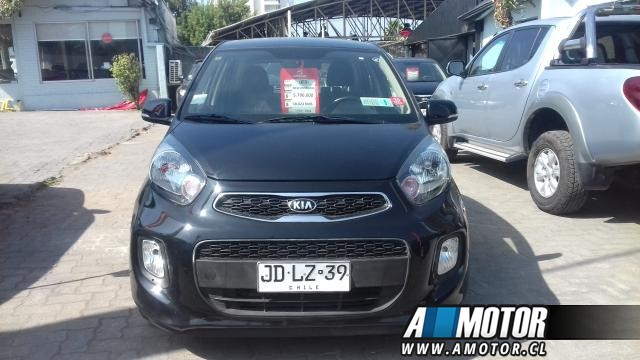 KIA MOTORS MORNING  NEW MORNING EX DAB 2016