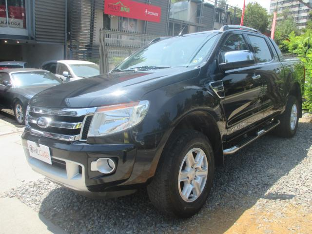 FORD RANGER  DURATEC LIMITED 2.5 2012