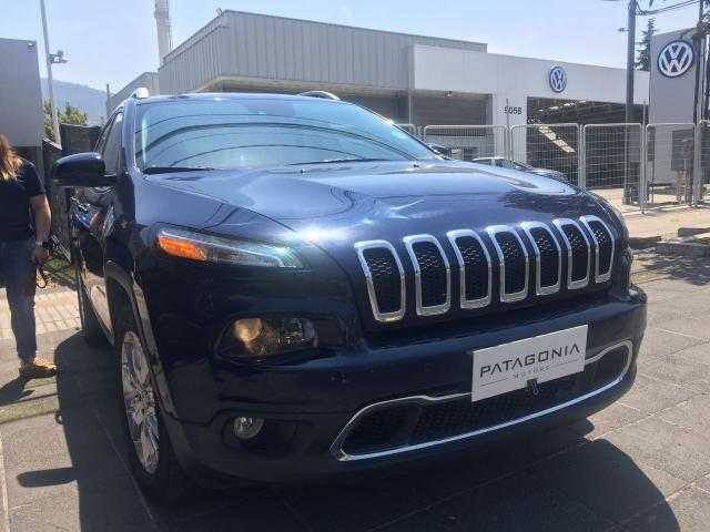 JEEP CHEROKEE  3.2 LIMITED 2017