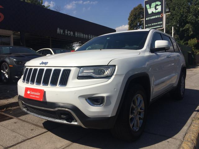 JEEP GRAND CHEROKEE  CRD LIMITED 4WD AUTO 2017