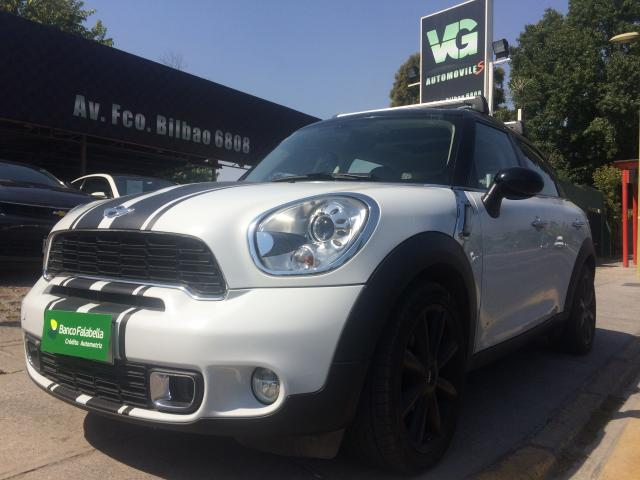 MINI COUNTRYMAN  1.6 COOPER S ALL4 2012