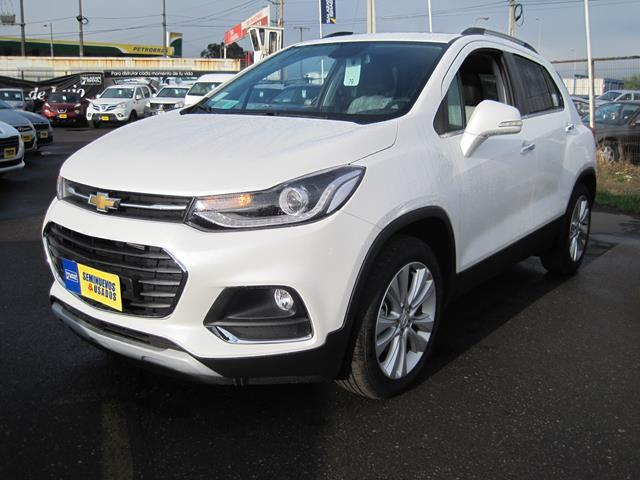 Jeep/SUV CHEVROLET TRACKER TRACKER II 1.8 AWD LT AT 2018 - Autos Usados