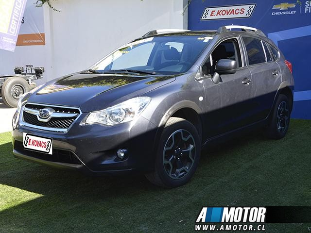 Station Wagon SUBARU XV  dynamic 2015 - Autos Usados