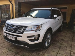 FORD EXPLORER  LIMITED 3.5 4WD 2016