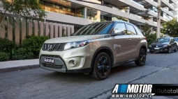 Jeep/SUV SUZUKI VITARA  TURBO 1.4 DIT 4WD AT GLX BI-TONO 2017 2017 - Autos Usados