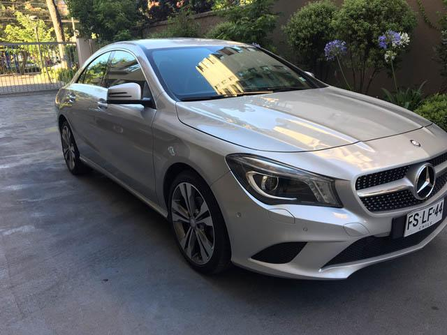 MERCEDES BENZ CLA 200 TURBO 2014