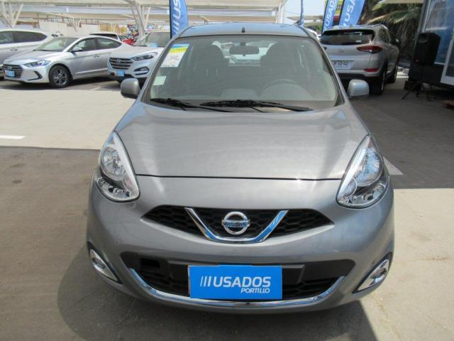 NISSAN MARCH  SPORT ADVANCE MT AC AB ABS 2017