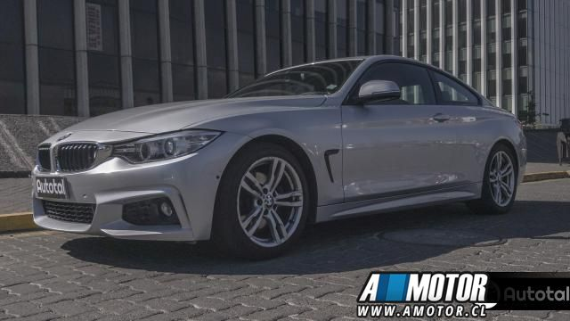 BMW 428 COUPE 2014