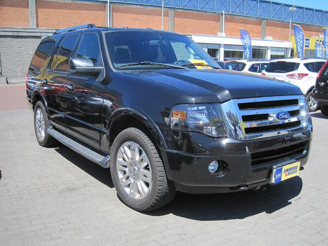 FORD EXPEDITION  EXPEDITION LTD 4WD 5.4 AU 2014