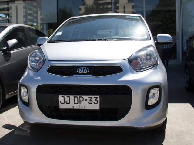 KIA MOTORS MORNING  MORNING EX 1.2 2017