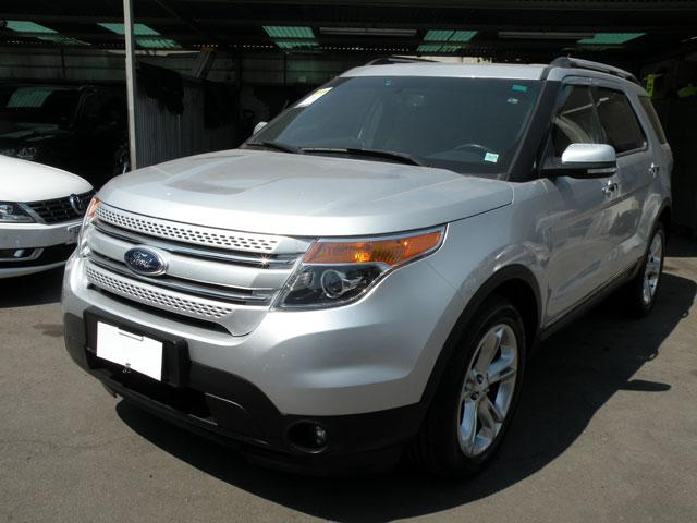 Jeep/SUV FORD EXPLORER  LIMITED 4X4 3.5 2015 - Autos Usados