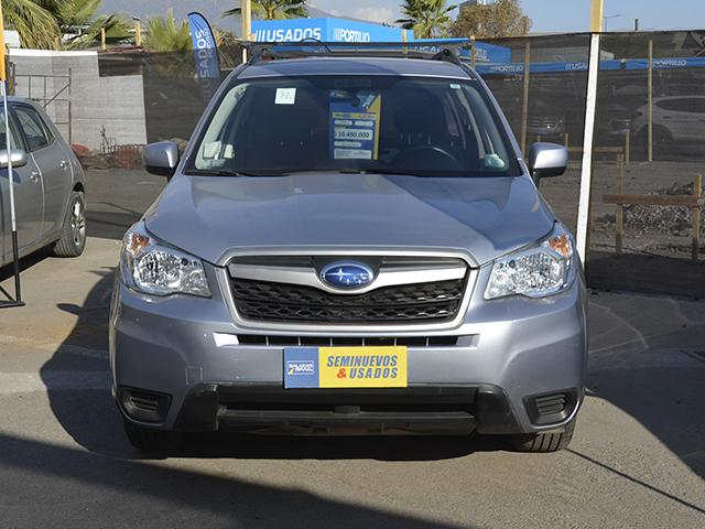SUBARU FORESTER  ALL NEW FORESTER 2.0 2014