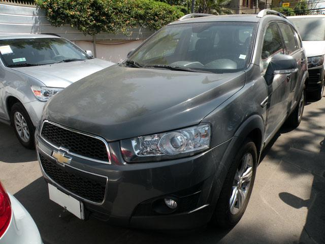 Jeep/SUV CHEVROLET CAPTIVA   2012 - Autos Usados