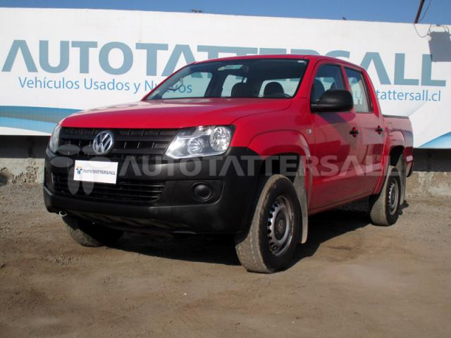 VOLKSWAGEN AMAROK  POWER PLUS 2014