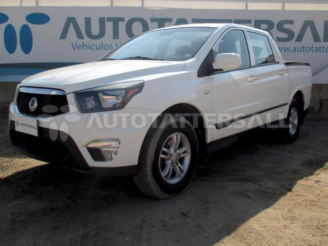 SSANGYONG ACTYON  ACTYON SPORT 2015