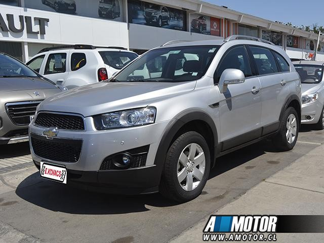 Station Wagon CHEVROLET CAPTIVA  lt 2013 - Autos Usados