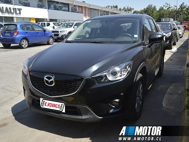 Station Wagon MAZDA CX-5  - 2015 - Autos Usados