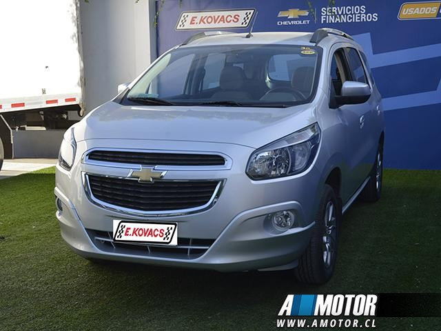 Station Wagon CHEVROLET SPIN ltz 2016 - Autos Usados