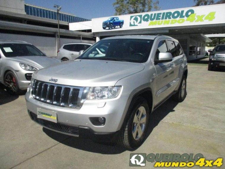 JEEP GRAND CHEROKEE  LTD LX 4X4 3.6 AUT 2013