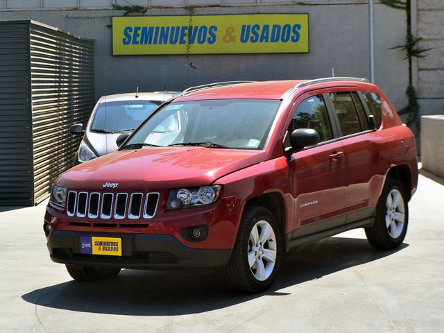 JEEP COMPASS SPORT 2.4 2014