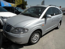Jeep/SUV SSANGYONG STAVIC  STAVIC 2.7 AT 2012 - Autos Usados