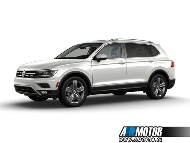 VOLKSWAGEN TIGUAN  TDI AT COMFORTLINE 150HP 4MOTION 2018