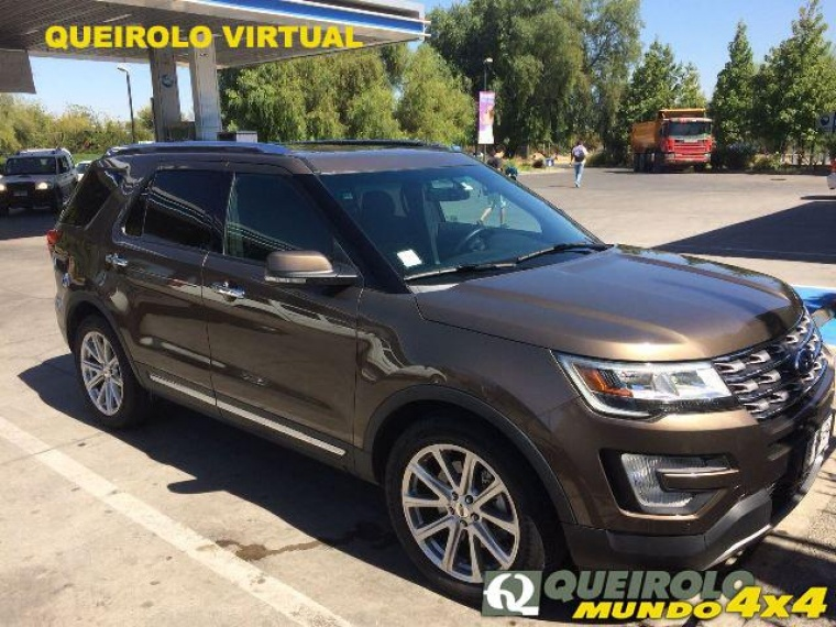FORD EXPLORER  ECOBOOST 2.3 LIMITED 2017