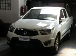 SSANGYONG ACTYON  SPORT - CON IVA. 2014