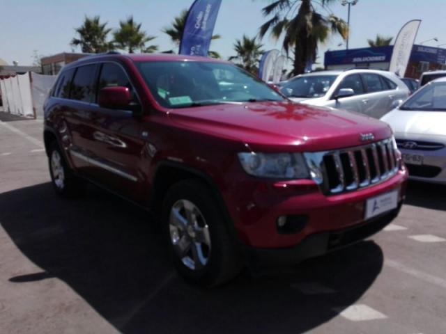 JEEP GRAND CHEROKEE  LAREDO 3.0 AUT  2013