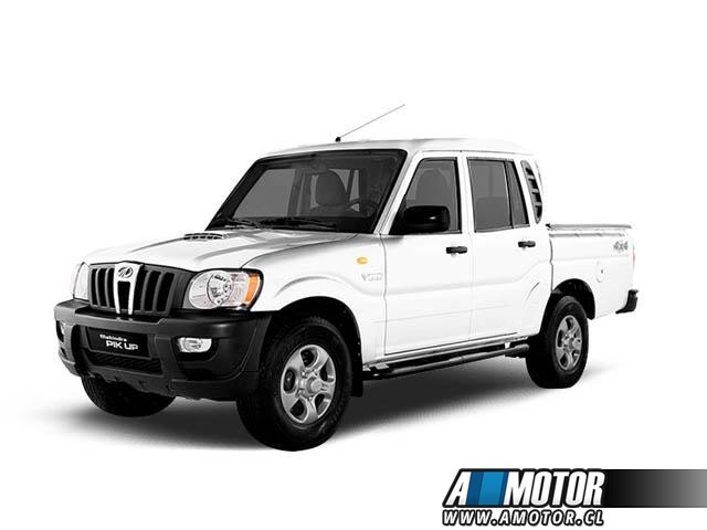 MAHINDRA PIK UP  XL D/C 4x4 2018