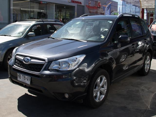 SUBARU FORESTER ALL NEW FORESTER XS AWD 2 2015