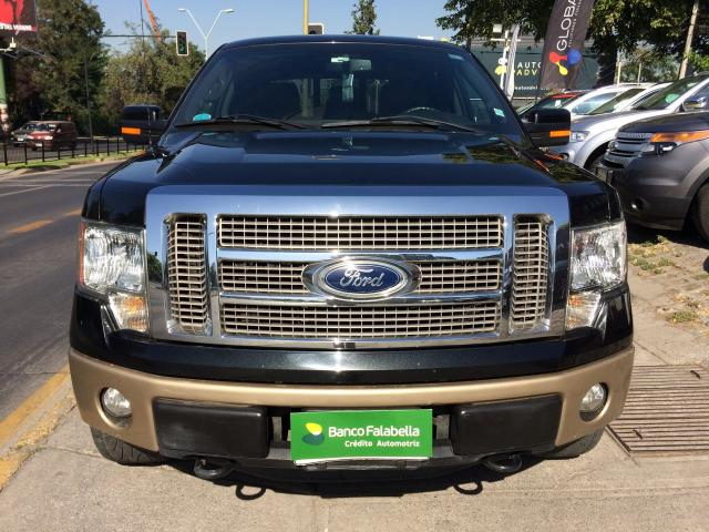 FORD F-150  DOUBLE CAB LARIAT 4X4 2012