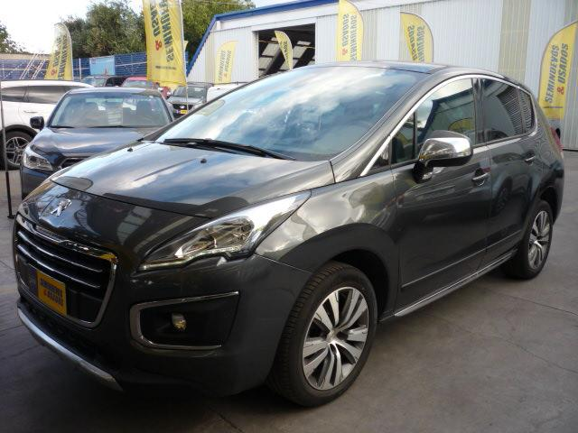 Jeep/SUV PEUGEOT 3008 3008 ALLURE BLUE HDI 1.6 2016 - Autos Usados