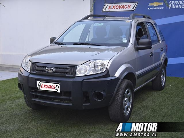 Station Wagon FORD ECOSPORT  new 2011 - Autos Usados